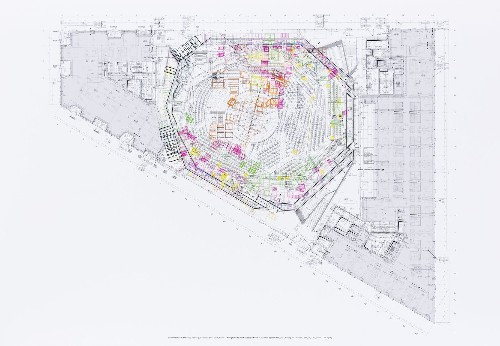 Architectural Drawings: 10 Theater Plans That Bring Music to Life