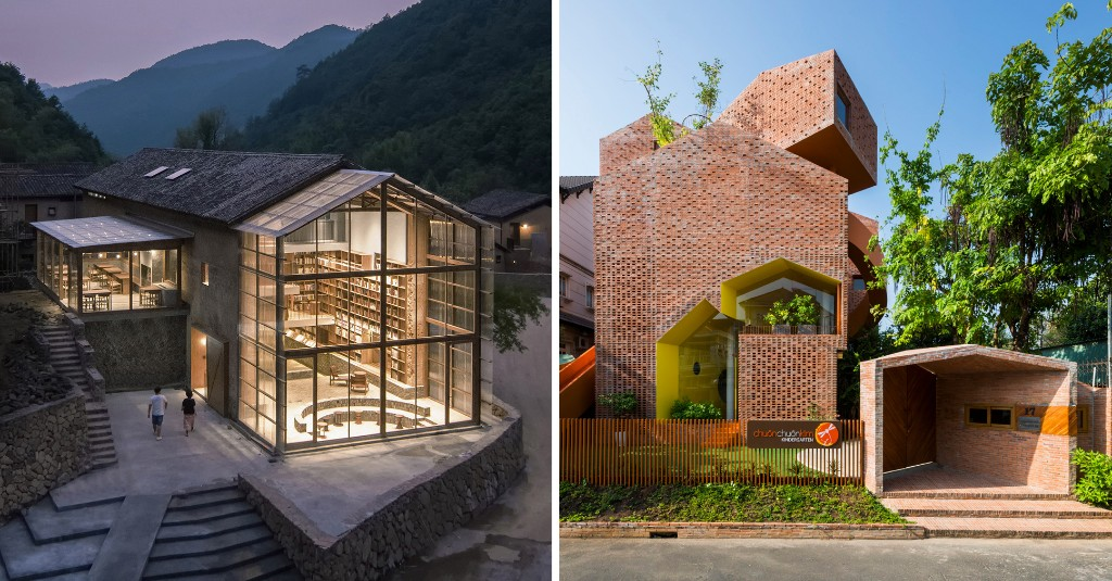 The World's Best Schools, Libraries and More: 14 Inspiring Institutional Projects - Architizer Journal