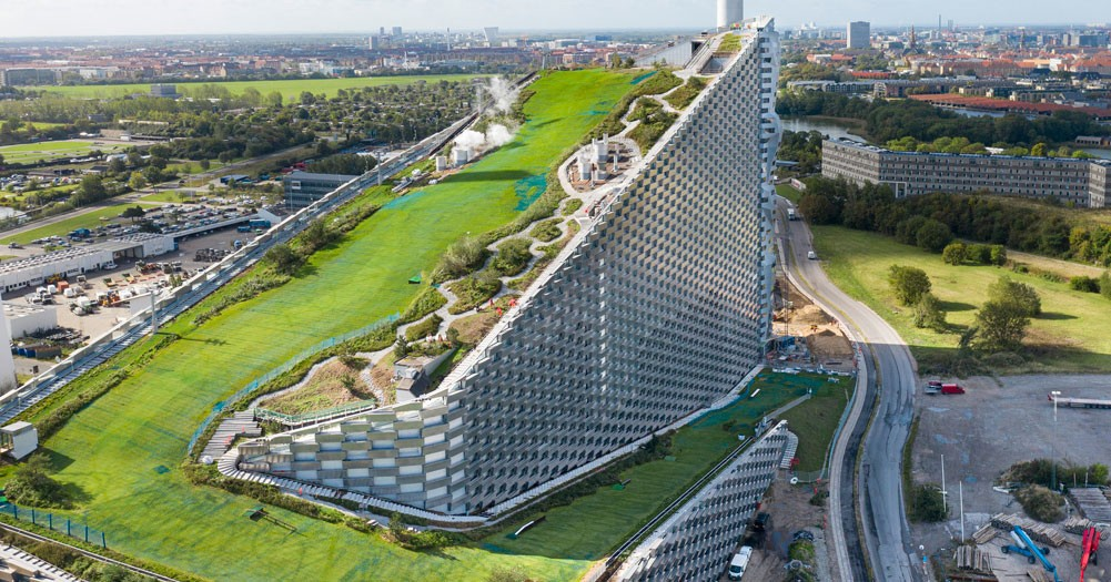 Exploring BIG's CopenHill, the Clean Energy Plant With Its Own Ski Slope - Architizer Journal