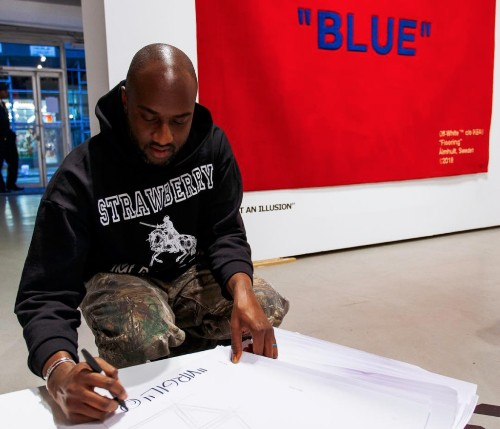 Virgil Abloh on Architecture, Fashion and the Birth of Ideas