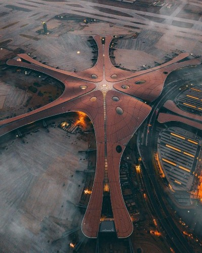 10 Facts About Zaha Hadid Architects' Beijing Daxing International Airport