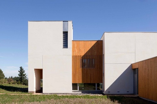 How to Use Stucco to Create An Energy-Efficient Passive House