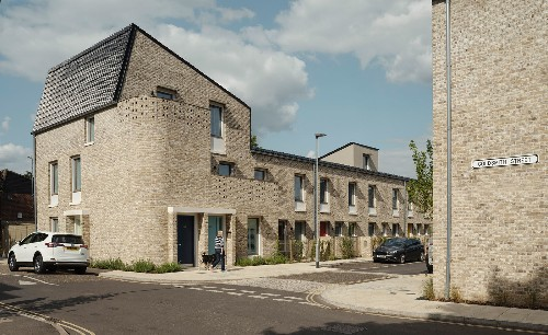 Goldsmith Street: The Future of Sustainable, Affordable Housing?
