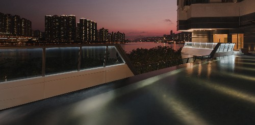 Superyacht Architect Philippe Briand Completes His First Residential Project, THE PAVILIA BAY
