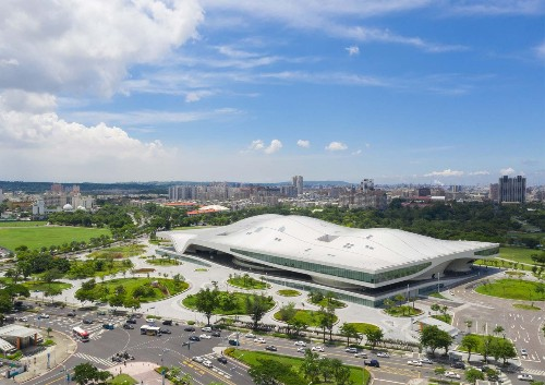 2019 A+Awards Project of the Year: Mecanoo's National Kaohsiung Center for the Arts