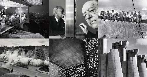 10 Photographs That Changed Architecture - Architizer Journal