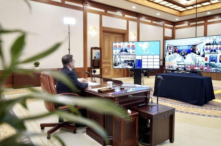 정부, 코로나19 대응 경험 국제사회와 공유…총괄TF '통합게시판' 신설