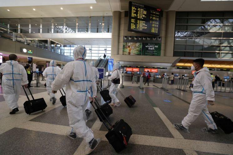 美, 韓 여행경보 2단계로 하향‥中·日은 3단계 유지