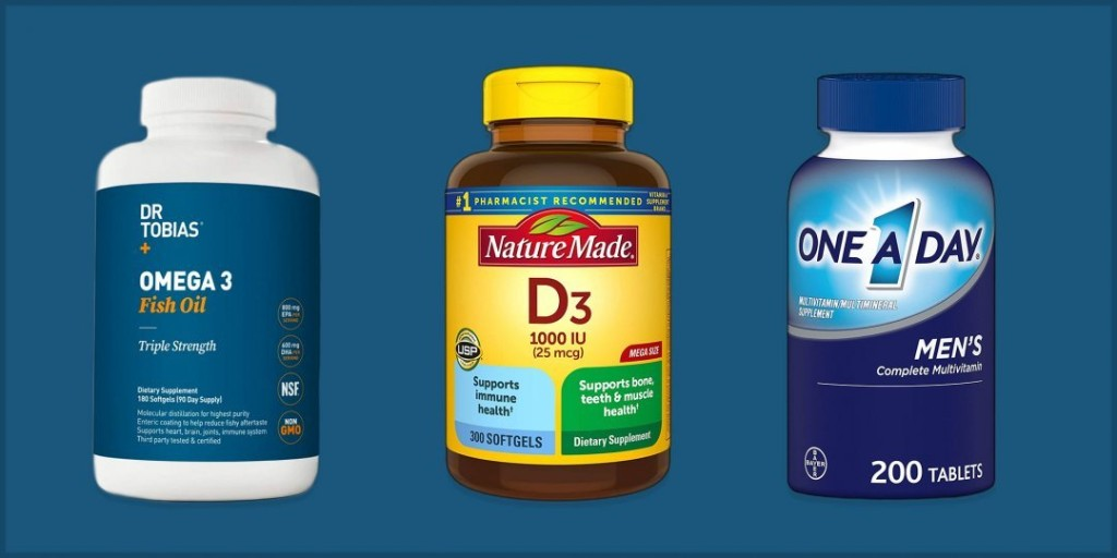Boost Your Health With These Vitamins and Supplements