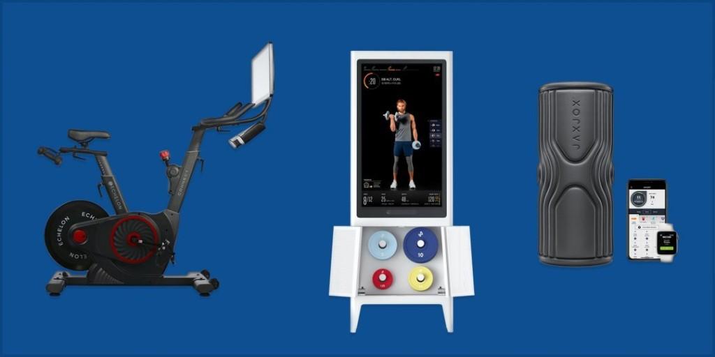 Innovative, Space-Saving Fitness Gear