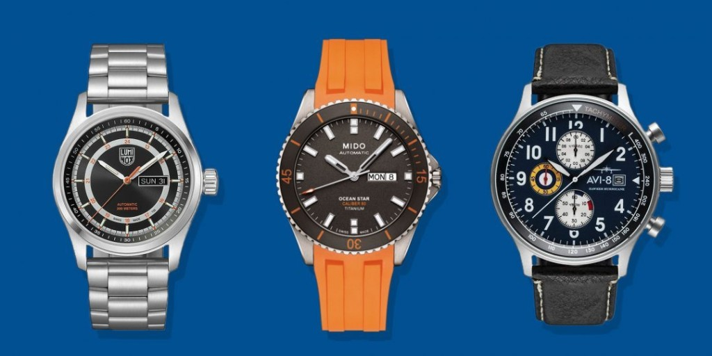 The Perfect Watch for Every Budget (from $100 to $10,000)  - cover