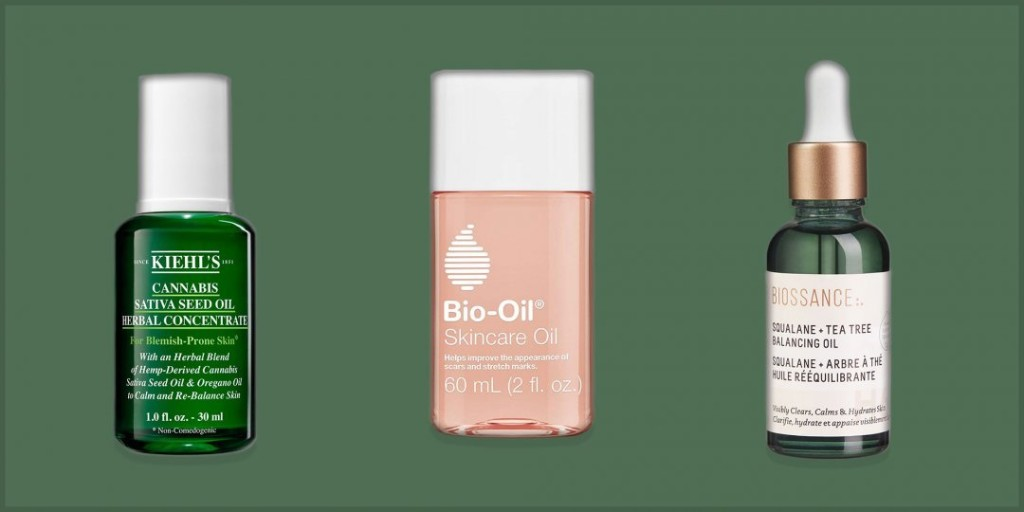 11 Face Oils and Why You Should Be Using Them Every Day