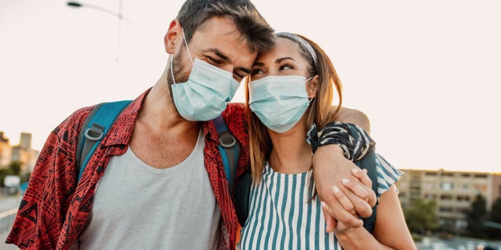 How to Navigate Cuffing Season During a Pandemic - cover