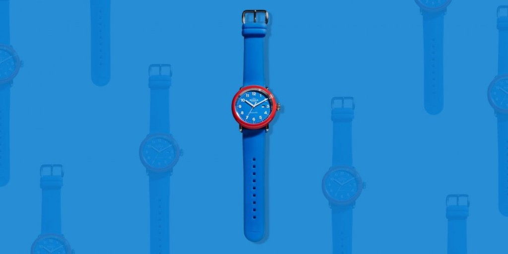 Democracy Meets Chronometry in This Patriotic New Watch