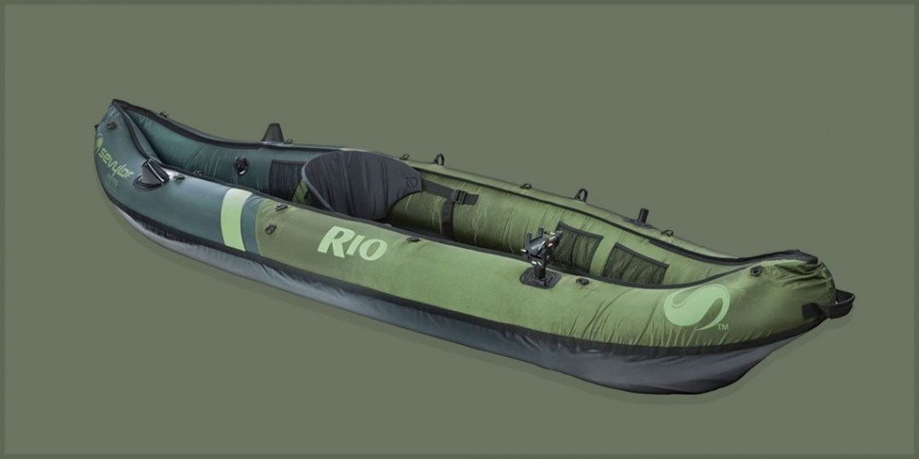 4 Cool Canoes for Wilderness Tripping