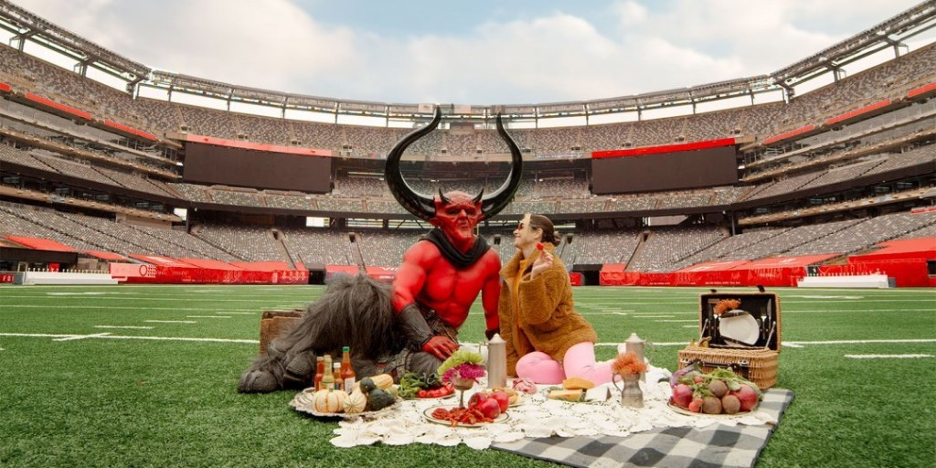 New Match Ad Proves 2020 Was a Great Year for Someone: Satan