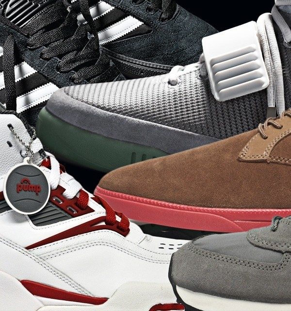 50 cool kicks that every guy should know about.