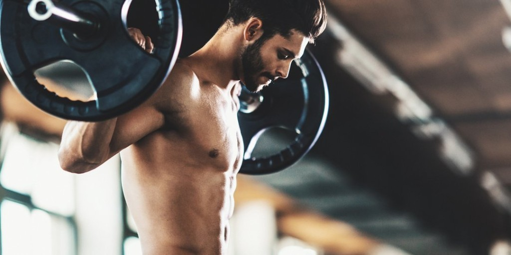 Torch Your Abs With These Advanced Barbell Moves