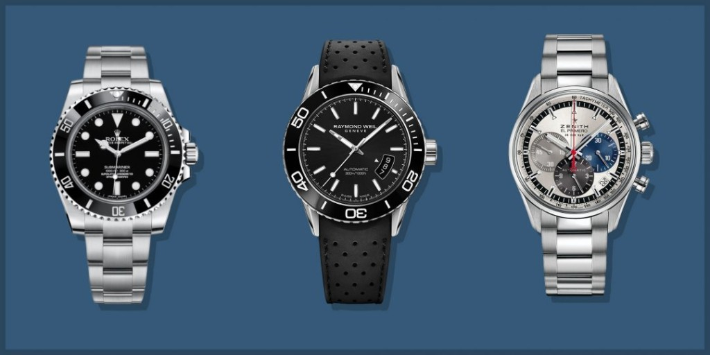 We Picked the Best Head-Turning Watches Under $10K to Blow Up Your Budget