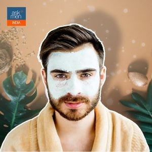 5 Effective Homemade Face Masks For Men With Dry Skin