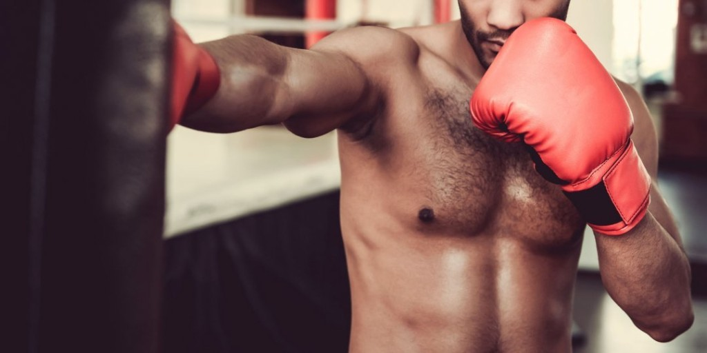 4 Moves to Steal From Boxers for Rock-Solid Abs