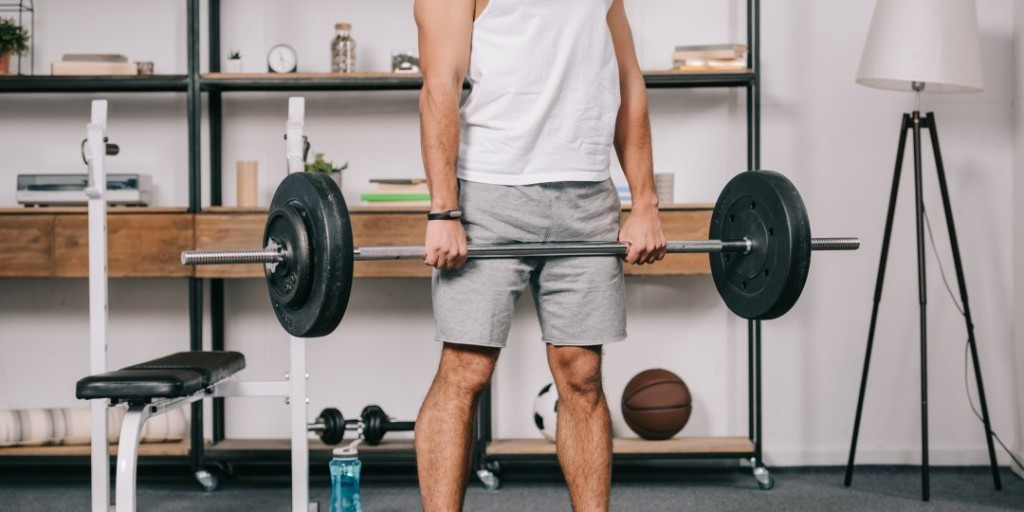 Avoiding the Gym? Here's How to Create Your Own at Home