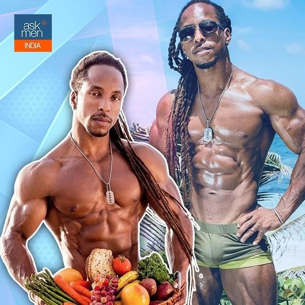 Bodybuilder Torre Washington Shares 6 Secrets To Building Muscle On A Vegan Diet