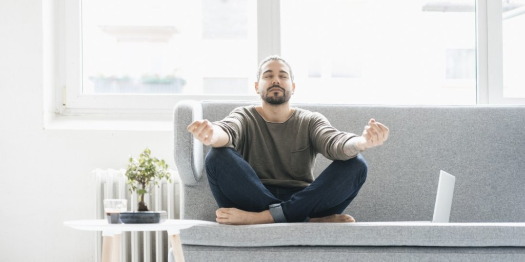 8 Foolproof Relaxation Techniques, According to Experts - cover