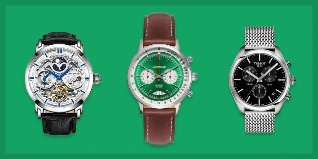 The Most Baller Watches at Budget Prices (Under $300)