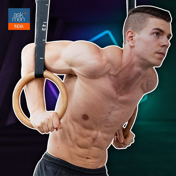 8 Super-Effective Upper Body Ring Exercises By Daniel Vadnal