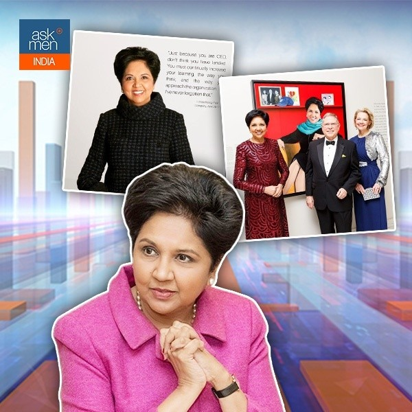 How Former CEO Of PepsiCo Indra Nooyi Climbed The Corporate Ladder Like A Boss