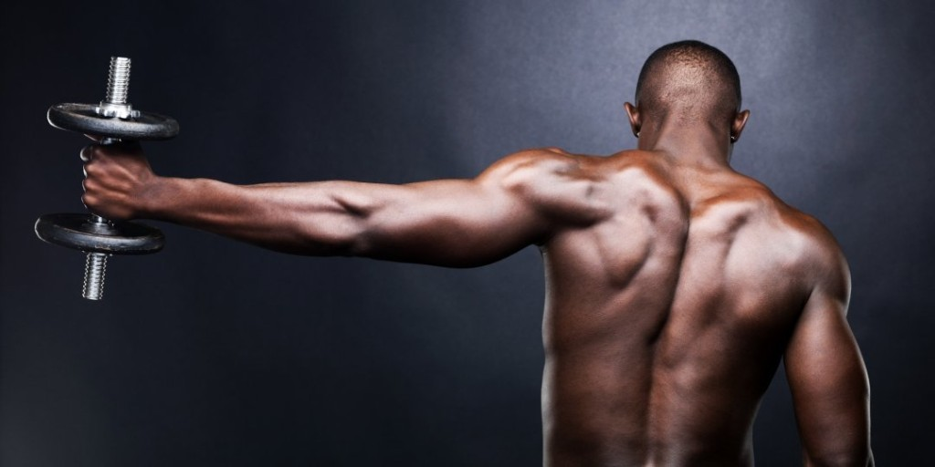 How to Use Dumbbells to Target Every Area of Your Back