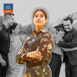 'Gunjan Saxena: The Kargil Girl' Review – It Is A Touching Story Of A Woman Spreading Her Wings Against Patriarchy