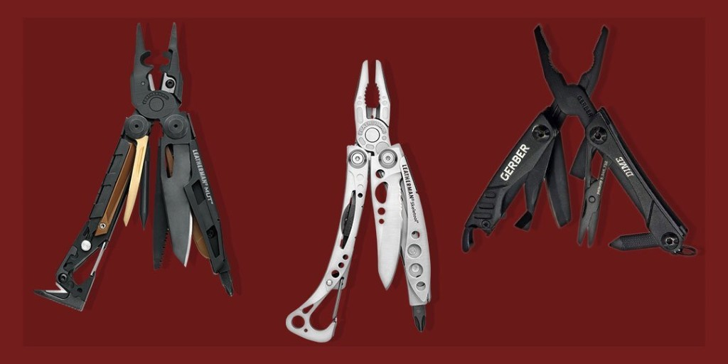 9 Multi-Tool to Ensure You're Ready for Whatever Life Throws at You