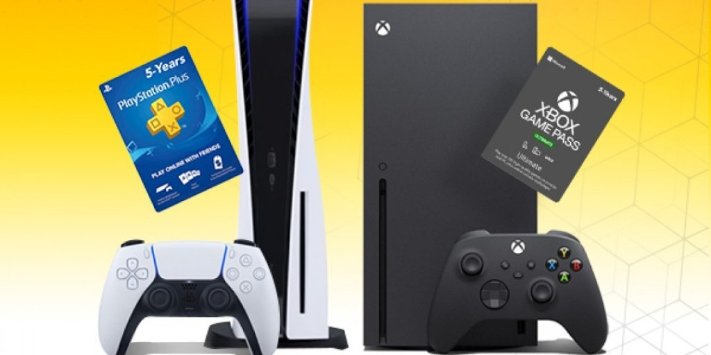 Can't Seem to Get Your Hands on the PS5? Enter This Giveaway