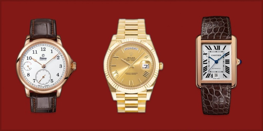 17 Gold Watches Every Man Should Consider Owning