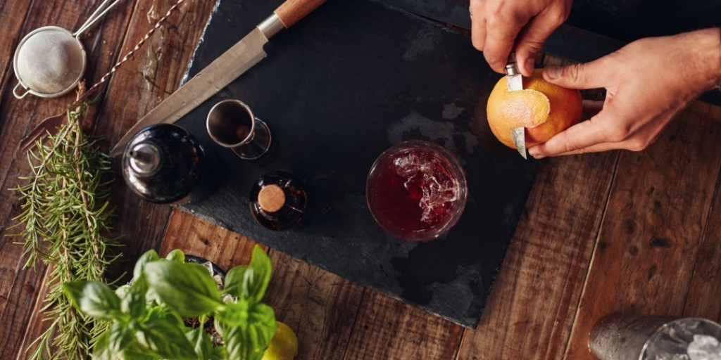 Bartenders Reveal How to Up Your Cocktail Game While Quarantining