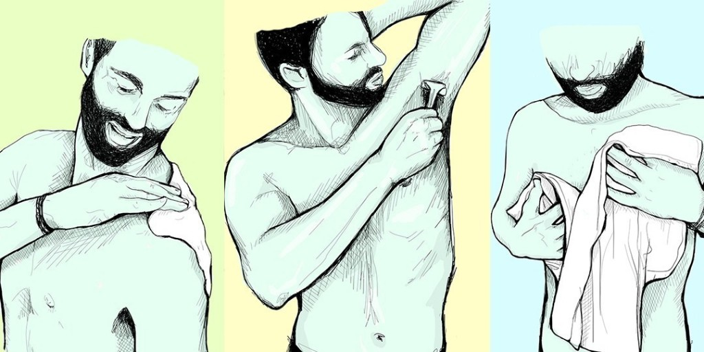These Are the Absolute Best Body Hair Trimmers + How to Manscape - cover