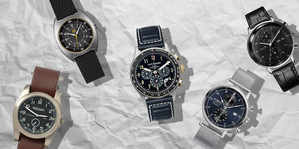 Who Said Style Had to Be Expensive? These Watches Are Under $250