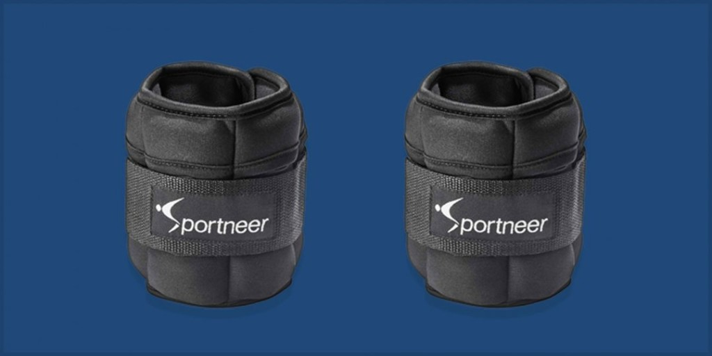 Ankle Weights to Upgrade Your Workout Are Here