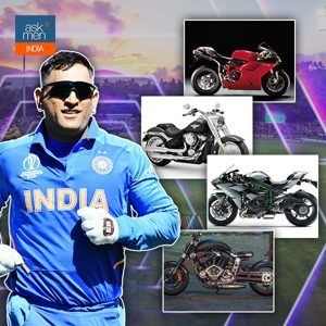 MS Dhoni Birthday Special: 5 Superbikes That Show The Petrolhead Side Of Captain Cool