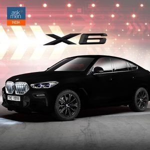 BMW X6 Painted In Vantablack Is Blacker Than the Blackest Part of Your Soul