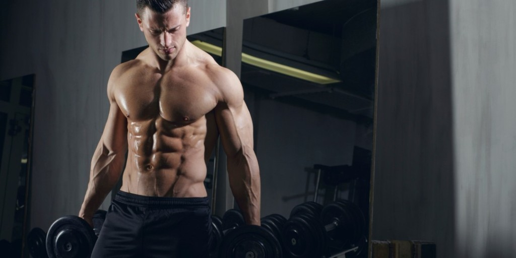 Here's How To Get Those V Lines On Your Abs