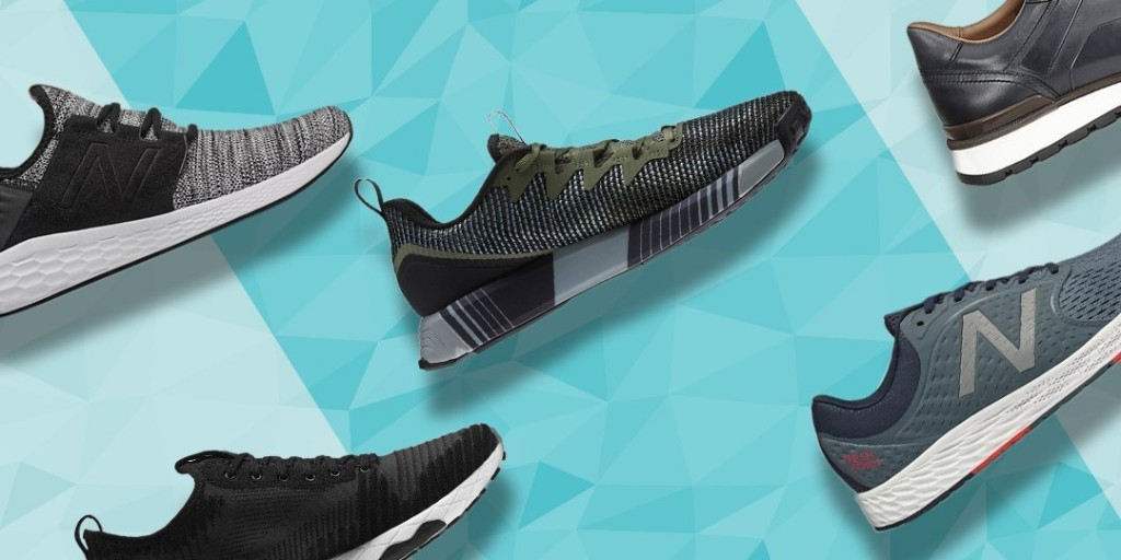 9 Fashionable Sneakers to Take You From the Gym to the Office