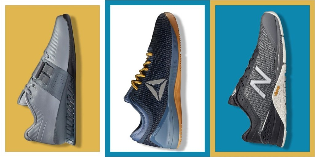 Are You Wearing the Right Workout Shoes?
