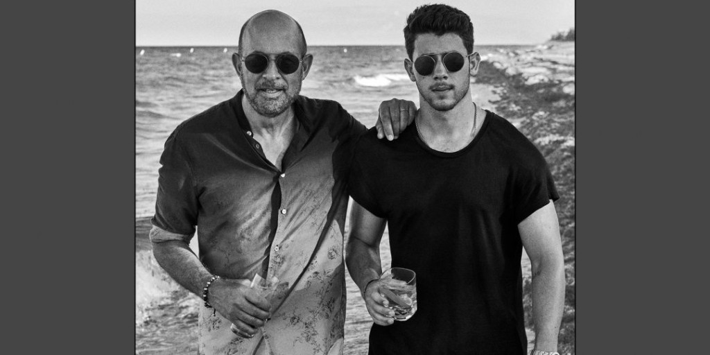 Nick Jonas and John Varvatos Team Up for Villa One Tequila Launch