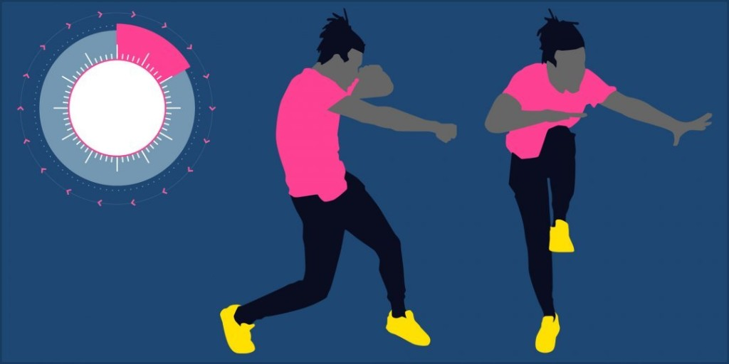 Turn up the Music and Get Set to Sweat in Just 10-Min