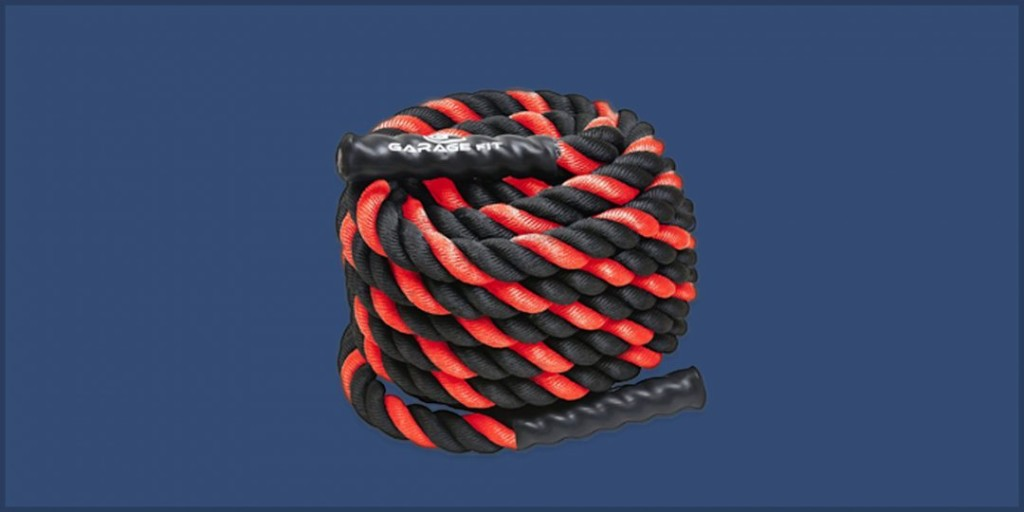 Whip It! Boost Your Workout With These Battle Ropes