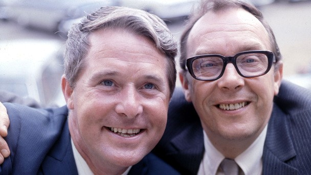 'You Can't See the Join!' - Recovering Morecambe and Wise (Part 1)