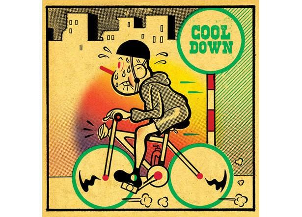 Firefox bikes  - Magazine cover
